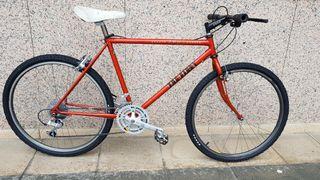 Bici MTB clasica Zeus