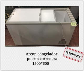ARCÓN CONGELADOR PUERTAS CORREDERAS