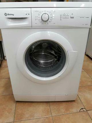 balay lavadora 6kg class A+A + transporte