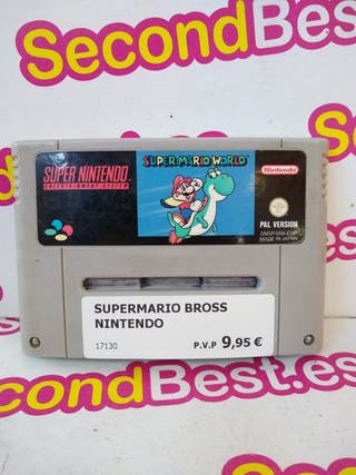 SUPERMARIO BROSS NINTENDO