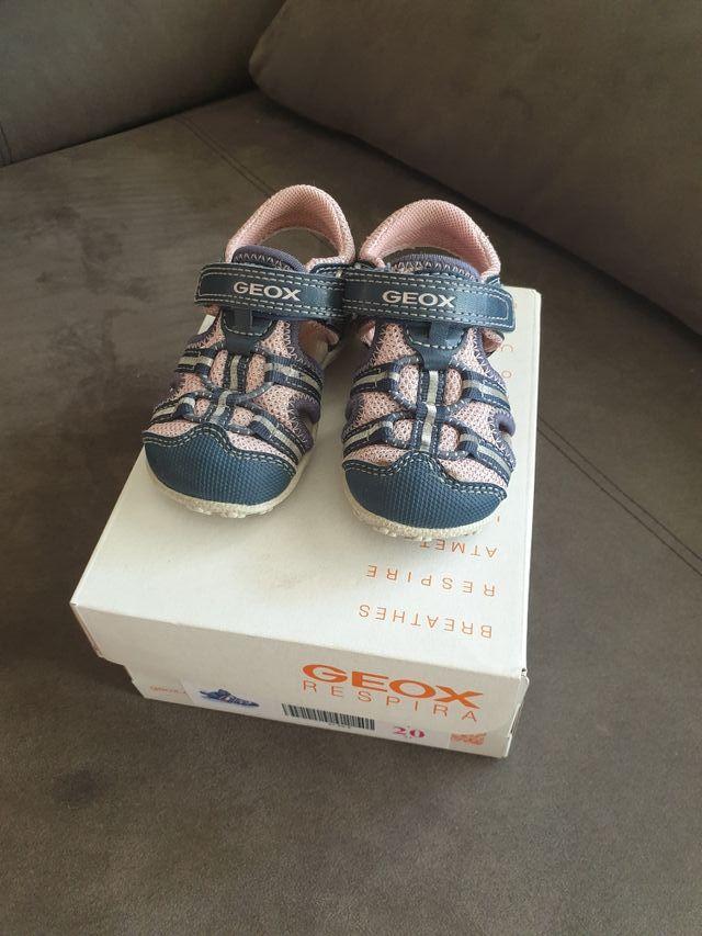 venta limitada venta caliente diseño exquisito Zapatos Geox niña de segunda mano por 18 € en Alicante en WALLAPOP