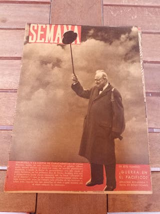 Revista Semana de 1945