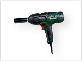 pistola de impacto eléctrica Parkside