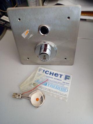 Bombin/cilindro contactor Fichet