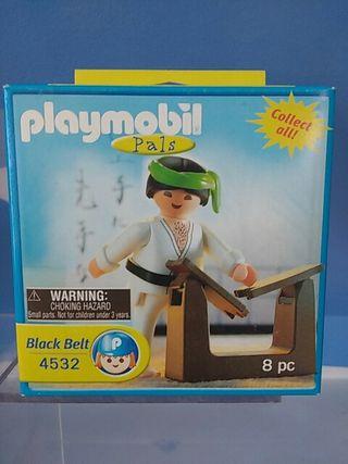 Playmobil Pals 4532. Karateka.
