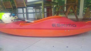 Kit Kayak Aguas Bravas
