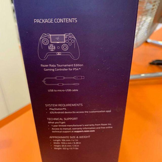 Mando Razer Ruiju para PS4 de segunda mano por 89,95 € en