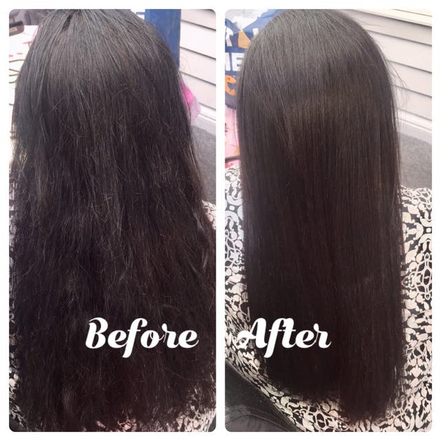 Hair Keratin Treatment