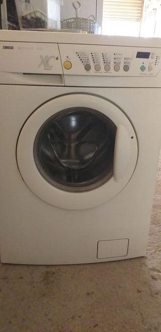 lavadora zanussi de 6 kg