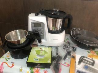 Robot de cocina Mastermix -