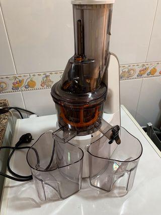Extractora de zumos lacor
