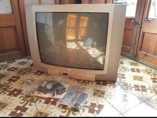 regalo televisor con tdt externo