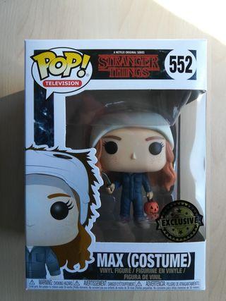 Funko POP Max (Costume)