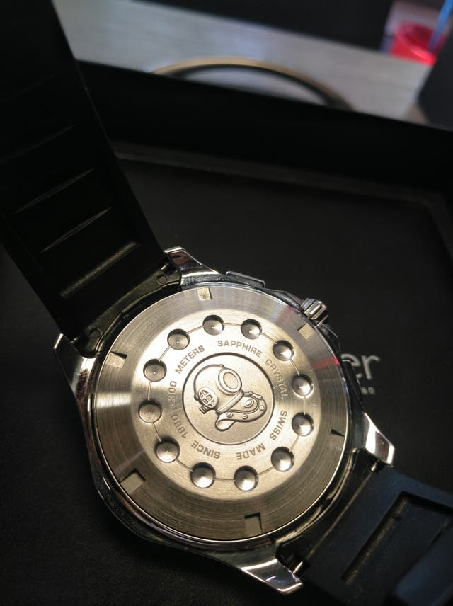 Reloj Tag Heuer acuaracer 300M