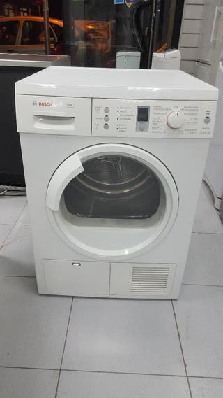 secadora condensacion marca BOSCH
