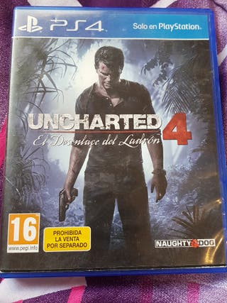 undcharted 4 ps4