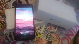 IPHONE 6 con caja y cargador