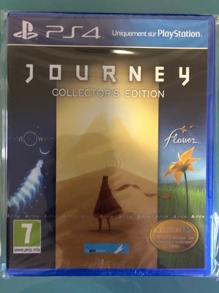 Journey collector's edition Ps4 Precintado