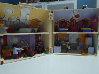 Casa maletín de Playmobil