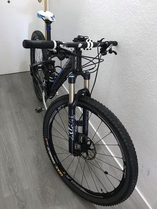 BIcicleta Merida Doble Suspensión BIG NINE 1000D M