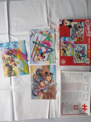 Puzzle de Disney Mickey Mouse
