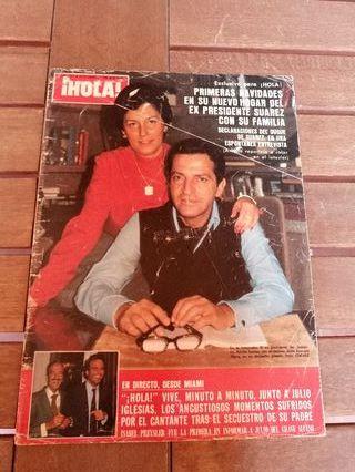 Revista Hola de 1982