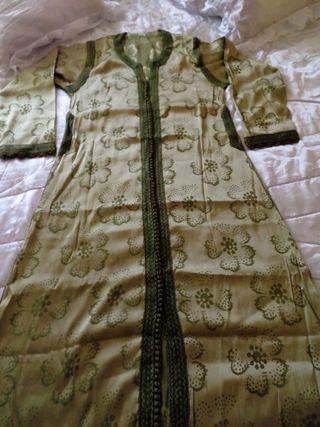vestido mujer kaftan