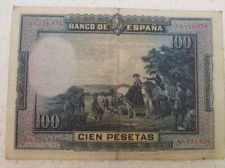 Billete del Banco de España