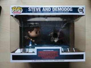 Funko POP Steve VS Demodog