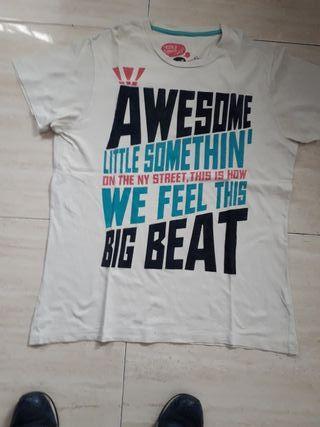 Camiseta hombre talla L/XL