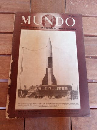 Revista Mundo de 1946