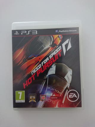 need for speed hot pursuit, ps3