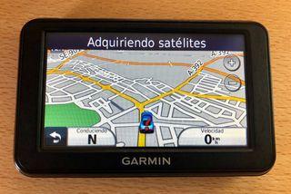 NAVEGADOR GPS GARMIN NUVI 40
