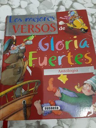 Libros Gloria Fuertes para niños