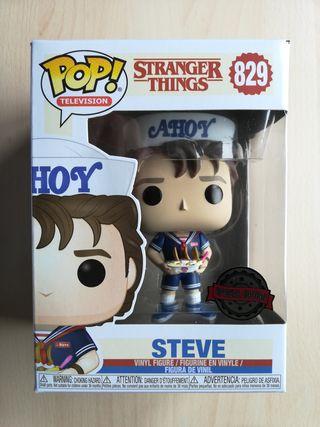 Funko POP Steve Ahoy