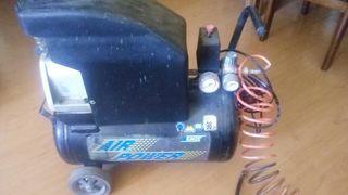 compresor de aire, Kinzo