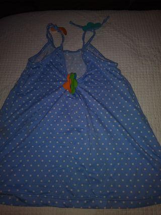 Camisa/vestido para niña