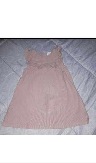 Vestido niña HYM