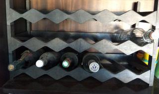 estantes para botellas/vinos