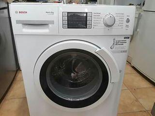 Lavadora con secadora Bosch 7+4