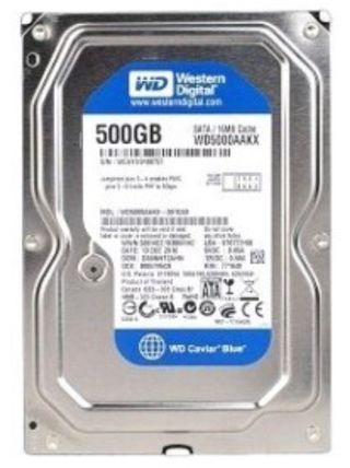 "20 Discos duros de 500Gb. 3,5"" SATA"