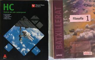 Libros 1°bachillerato