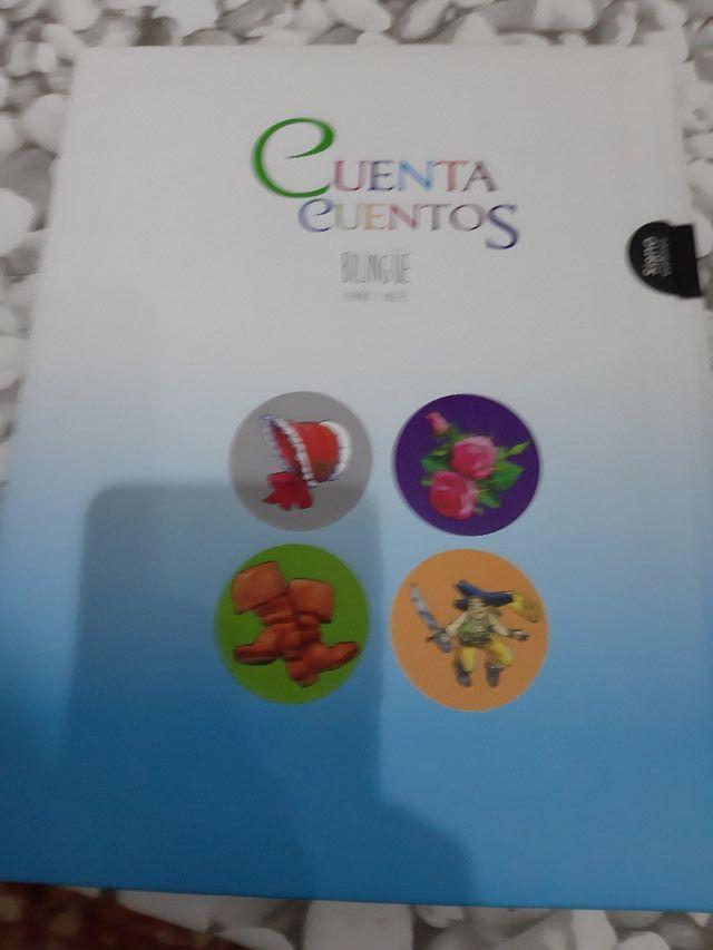 Cuenta Cuentos Bilingüe