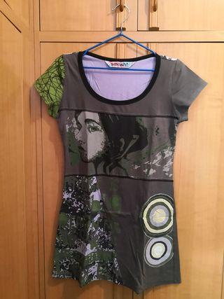 Smash talla XL camiseta mujer