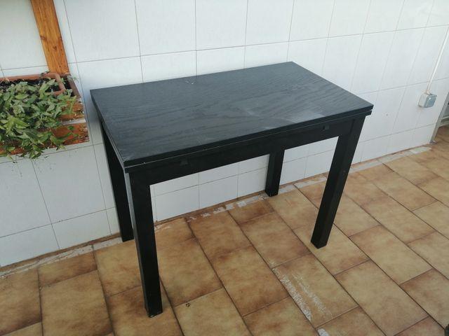 Oferta mesa cocina escritorio extensible urgente de segunda mano por ...