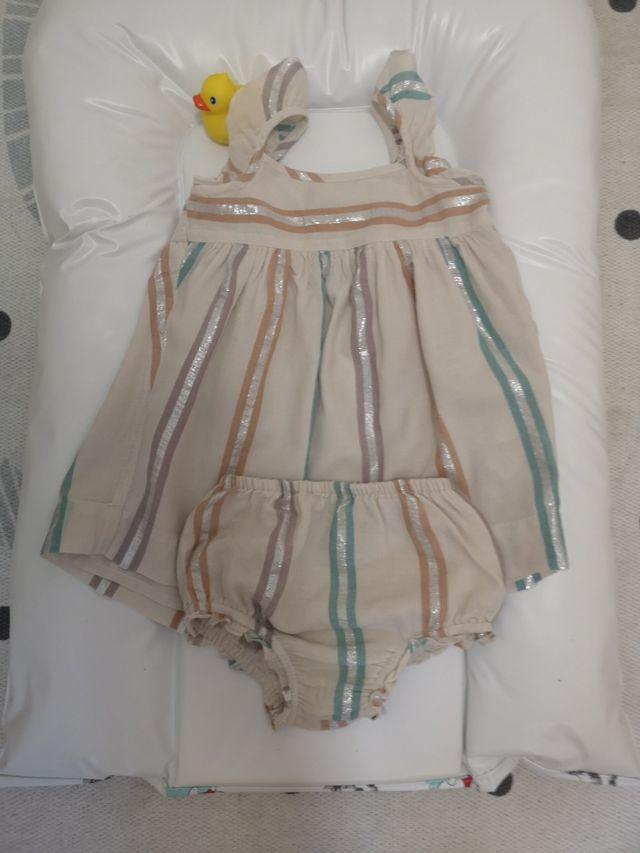 Vestido niña Gocco
