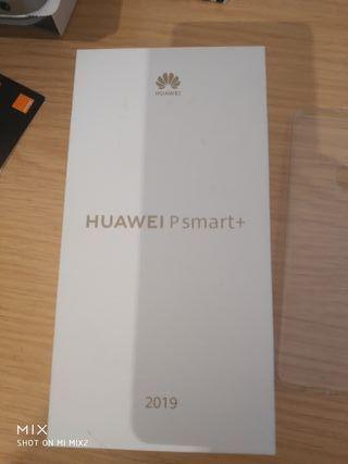Huawei p smart + 2019 triple camara