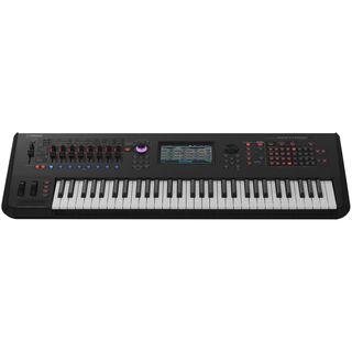 Brand new Yamaha Montage 6 keyboard / Synthesizer
