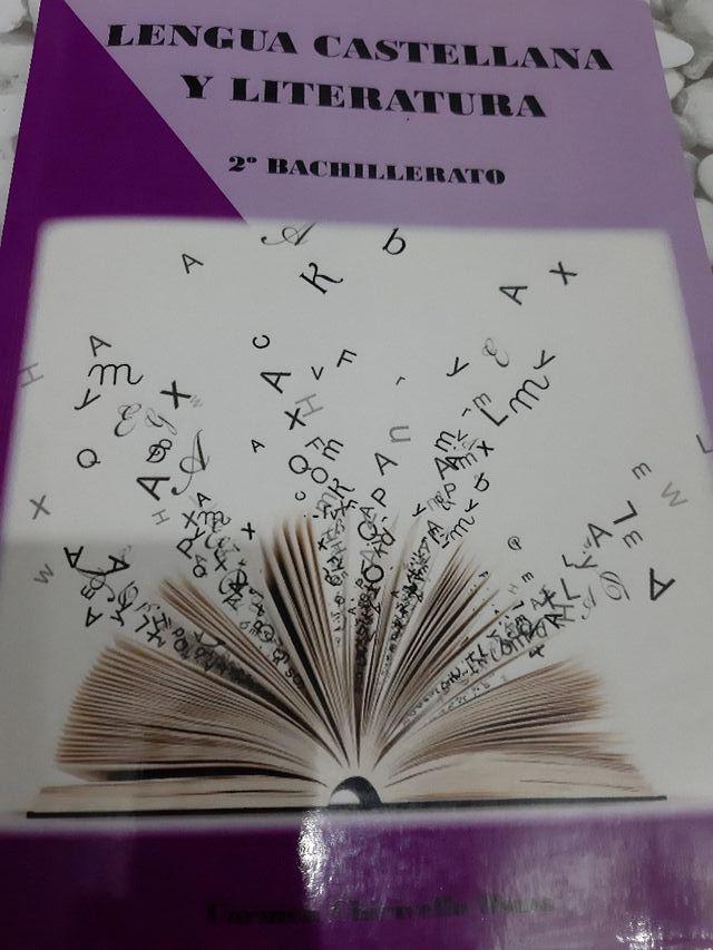 Libro lengua castellana y literatura 2 Bach.Educal