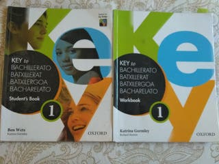 Student's book y workbook Oxford